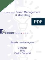 Curs de Brand Management