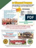 Kauai Jr. Lifeguard  2015