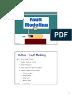 02 Fault Model 2pp