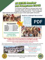 Kauai Keiki Jr. Lifeguard 2015