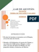 Salar de Ascotán