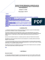 C133-82-Imbinari Cu Suruburi de Inalta Rezistenta
