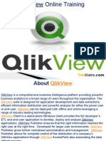 Qlikview Training