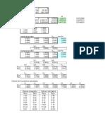 Ajustes de Balances Metalúrgicos - Flotación Cu_Zn (Lagrange)