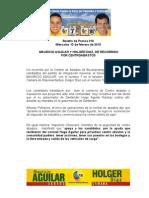 Boletín de Prensa 10-1