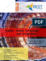 Survival Guide AC151