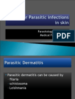 DMS. K05. Other Parasitic Infections