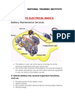 Car Electrical Systems