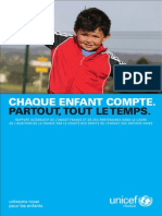 Rapport Unicef 2015