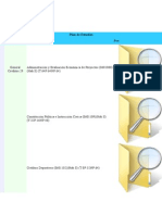 Plan de EstudiosGEOLOGIA