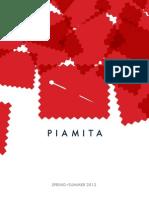 Piamita_LookBook_SS2012