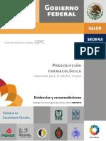 GER PrescripcionFarmacologicaAM