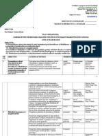 Plan Managerial Comisia Pt Promovarea Imaginii, 2014-2015