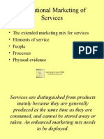 International Marketing of Services 13