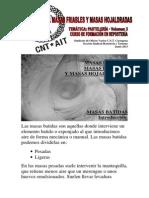 Masas Batidas, Masas Friables y Masas Hojaldradas - Curso Repostería Vol. 3 de 5