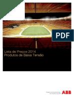 140313 - Lista de Preços LP 2014 - Final