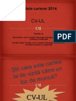 05 Cum Sa Redactezi Un CV
