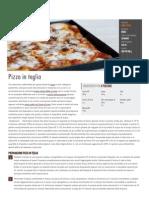 Pizza Teglia