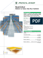Qualidur Dry Shake Hardener