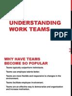 Understanding Teams