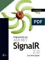 ASP.net SignalR 2.0 - José María Aguilar - Krasis Press