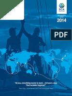 SCA Sustainability Report 2014