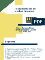 Inclusion Social Del Perú