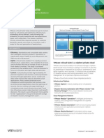 7 VMware VCloud Suite Datasheet