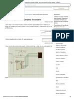 [Solucionado] - Contador Ascendente Descendente - Microcontroladores y Sistemas Digitales - YoReparo