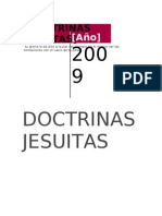 DOCTRINAS JESUITAS