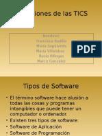 Aplicaciones de Las TICS