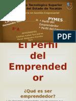 Perfil Del Emprendedor y Perfil Del Empresario