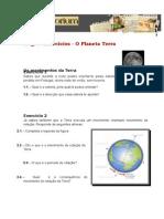1. O Planeta Terra