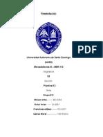 Práctica No# 3 - MER 113 - Sección 03