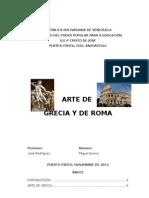 Arte Griga y Romana