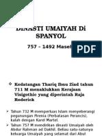 Dinasti Umaiyah Di Spanyol