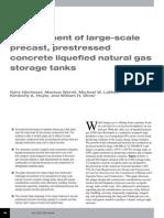 DevelopmentofLarge-ScalePrecast,PrestressedConcreteLiquefiedNaturalGasStorageTanks