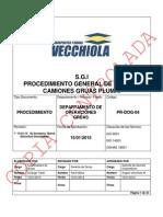 Procedimiento General de Gruas y Camiones Grua Pluma (3)
