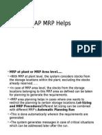 SAP MRP_Materials