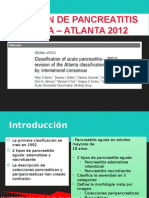 Criterios de Atlanta