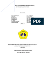 Laporan Hasil PraLokmin RW 05 Kelurahan Cipedes