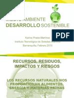 Medio Ambiente y Desarrollo Sostenible en El Campo Empresarial