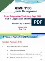 part3-applicationofdifferentiation