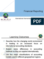 Harmonisation of Accounting Standards