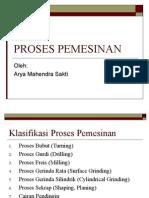 PROSES PEMESINAN 2