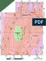 Mapa Influencia de Cenizas Volcan Tungurahua