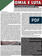 Boletim Autonomia e Luta Junho 2015 - Assembleia Geral da Categoria 08/06/2015