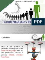 goodpharmacypracasstice-131127023047-phpapp02