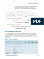 Chiller Checklist