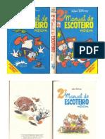 Manual Do Escoteiro Mirim - Walt Disney - 2a. Edicao - 1976